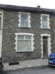 Thumbnail 3 bed terraced house for sale in Trealaw Road, Trealaw