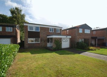 Thumbnail 4 bed detached house to rent in Kingswood Close, Norwich