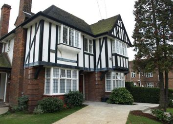 Thumbnail 1 bed flat to rent in Ossulton Way, London