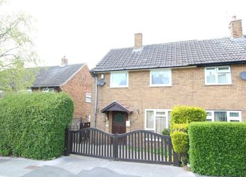 Thumbnail 2 bed semi-detached house to rent in Kentmere Rise, Seacroft, Leeds