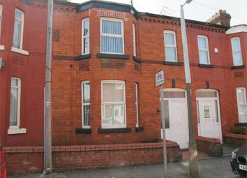 Thumbnail 4 bedroom terraced house for sale in Brereton Avenue, Liverpool, Merseyside
