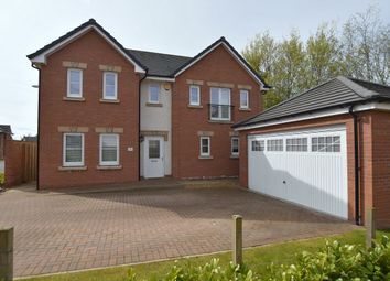 Thumbnail 5 bed detached house to rent in Thomas Tunnock Grove, Uddingston, Glasgow