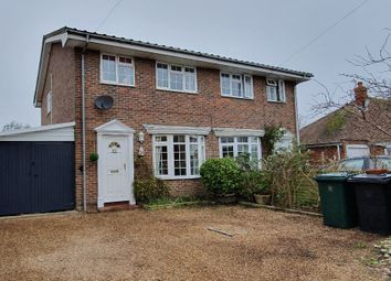 Thumbnail 4 bed semi-detached house for sale in North Road, Selsey