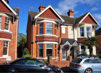 Thumbnail 3 bed semi-detached house for sale in Jestys Avenue, Weymouth