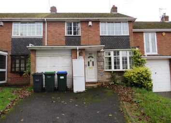 Thumbnail 3 bed terraced house for sale in Ingestre Drive, Great Barr, Birmingham