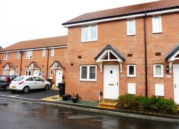 Thumbnail 2 bedroom semi-detached house for sale in Shuter Grove, Swindon