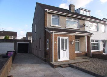 Thumbnail 3 bed property to rent in Litchard Park, Litchard, Bridgend