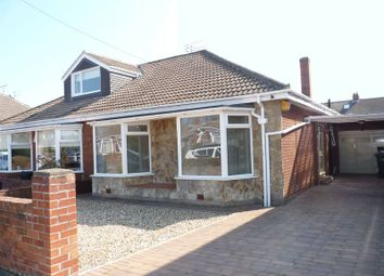 Thumbnail 2 bedroom bungalow to rent in Ross Way, Whitley Lodge, Whitley Bay