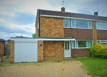 Thumbnail 3 bed semi-detached house for sale in Kingsway, Bourne, Lincolnshire
