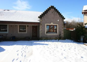 Thumbnail 2 bed semi-detached bungalow for sale in Alcorn Square, Edinburgh
