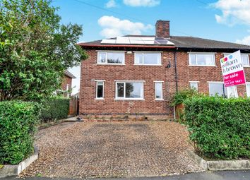 Thumbnail 3 bedroom semi-detached house for sale in Spa View Place, Hackenthorpe, Sheffield