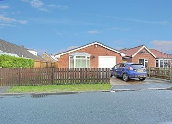 Thumbnail 2 bedroom detached bungalow for sale in Old Road, Leconfield, Beverley