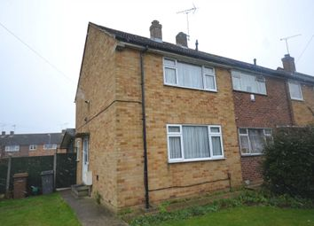 Thumbnail 2 bed end terrace house for sale in Ash Grove, Chelmsford