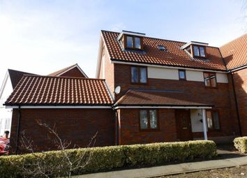 Thumbnail 4 bed semi-detached house for sale in Broadlands Way, Ipswich, Suffolk