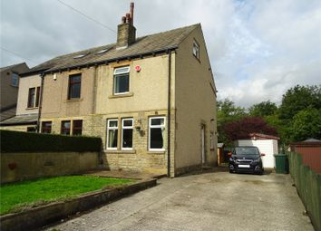 Thumbnail 3 bed semi-detached house for sale in Wyke Lane, Wyke, Bradford, West Yorkshire