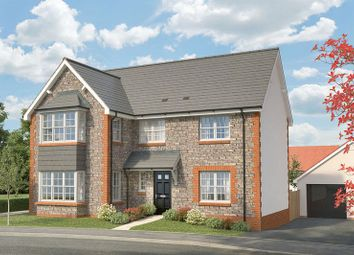 Thumbnail 4 bedroom detached house for sale in Cobthorn Way, Congresbury, Bristol