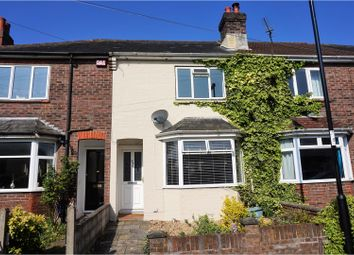 Thumbnail 2 bedroom terraced house for sale in Ivy Road, Southampton