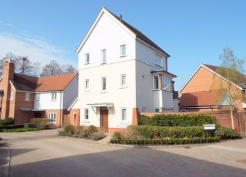 Thumbnail 3 bedroom detached house for sale in Pennyroyal, Fleet