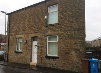Thumbnail 2 bed end terrace house to rent in Leach Street, Shaw, Oldham