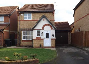 Thumbnail 3 bed detached house to rent in Denton Drive, Marston Moretaine, Bedford
