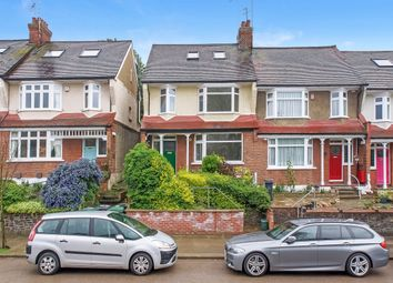 Thumbnail 4 bedroom end terrace house to rent in Clifton Road, Alexandra Park, London.