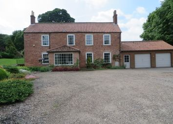 Thumbnail 3 bed detached house to rent in Swallow Road, Thornganby