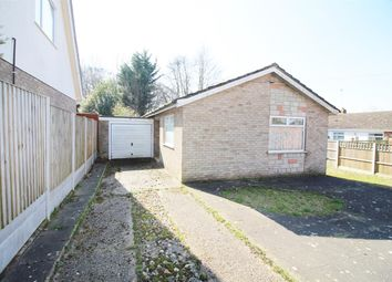 Thumbnail 2 bedroom detached bungalow for sale in Manor Ridge, Blofield, Norwich