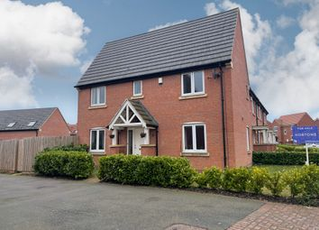 Thumbnail 3 bed semi-detached house for sale in Highland Drive, Leicestershire, Loughborough