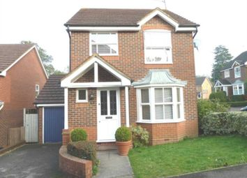 Thumbnail 3 bed detached house to rent in Poultney Close, Shenley, Radlett
