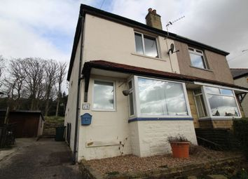 Thumbnail 2 bed semi-detached house for sale in Grange Crescent, Riddlesden, Keighley