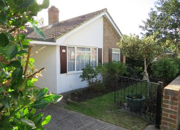Thumbnail 3 bed detached bungalow for sale in Southlands Avenue, Bexhill-On-Sea