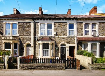 Thumbnail 3 bed terraced house for sale in Blackhorse Road, Kingswood, Bristol