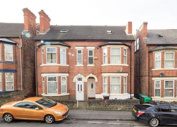 Thumbnail 5 bed semi-detached house for sale in Kimbolton Avenue, Lenton, Nottingham, Nottinghamshire