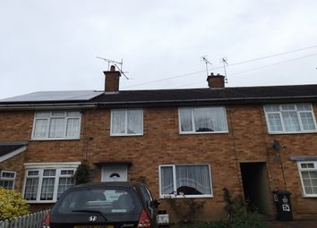 Thumbnail 3 bed terraced house to rent in Tatlow Road, Leicester