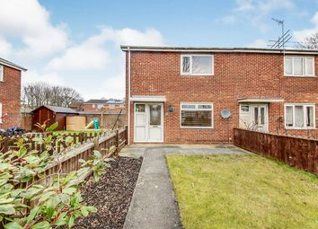 Thumbnail 2 bed end terrace house for sale in Chirton Hill Drive, North Shields, Tyne And Wear