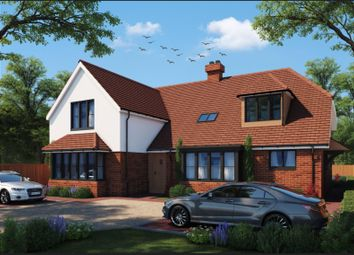 Thumbnail 3 bed semi-detached house for sale in Beech Lane, Woodcote