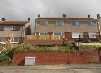 Thumbnail 3 bed semi-detached house for sale in Willow Grove, Baglan, Port Talbot, Neath Port Talbot.