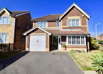 Thumbnail 4 bed detached house for sale in Orr Close, Hawkinge