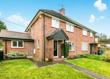 Thumbnail 3 bed semi-detached house for sale in Witley, Godalming, Surrey