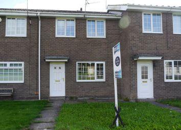 Thumbnail 3 bed terraced house for sale in Church Avenue, Scotland Gate, Choppington