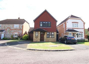 Thumbnail 3 bed link-detached house to rent in Goldsmith Close, Wokingham, Berkshire