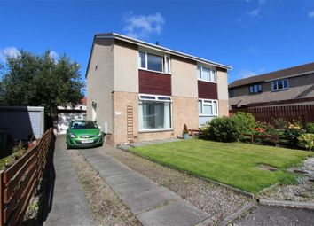 Thumbnail 2 bed semi-detached house to rent in Let Agreed, 53, Park Lea, Rosyth, Fife