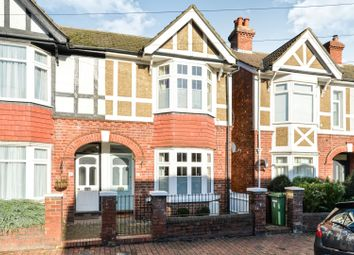 Thumbnail 3 bed semi-detached house for sale in Kent Road, Tunbridge Wells