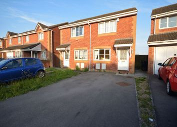 Thumbnail 2 bedroom semi-detached house to rent in Hind Close, Pengham Green, Cardiff
