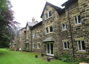 Thumbnail 1 bed flat for sale in Park Crescent, Roundhay, Leeds