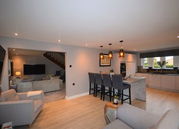 Thumbnail 4 bed barn conversion for sale in Tithe Barn Cottage, Halifax Road, Liversedge