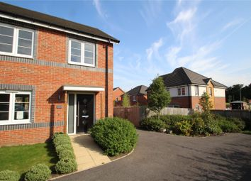 Thumbnail 3 bed semi-detached house for sale in Drawbridge Close, Pontefract