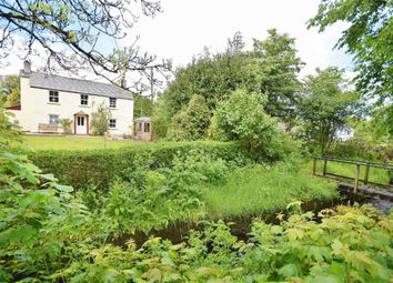 Thumbnail 4 bed detached house for sale in Withiel Goose Mills, Bodmin, Cornwall