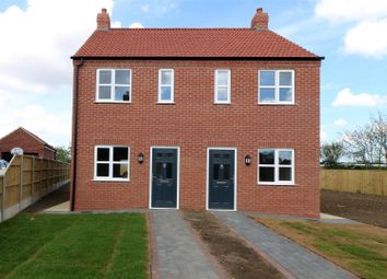 Thumbnail 2 bedroom property for sale in Runway Lane, Holton Le Clay, Grimsby