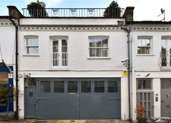 Thumbnail 2 bed mews house for sale in Elvaston Mews, London